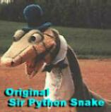 The Original Sir Python